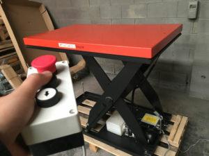 Стационарные подъемные столы, применение на СТО и ремонте